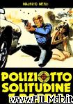 poster del film poliziotto solitudine e rabbia
